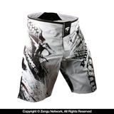 "PunchTown Frakas ""Ice Mamba"" Fight Shorts"